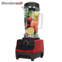 767-1 Heavy Duty Blender for Smoothie Maker Machine 2200W 2L 220V 110V Crushed Ice Shake Bar Blender
