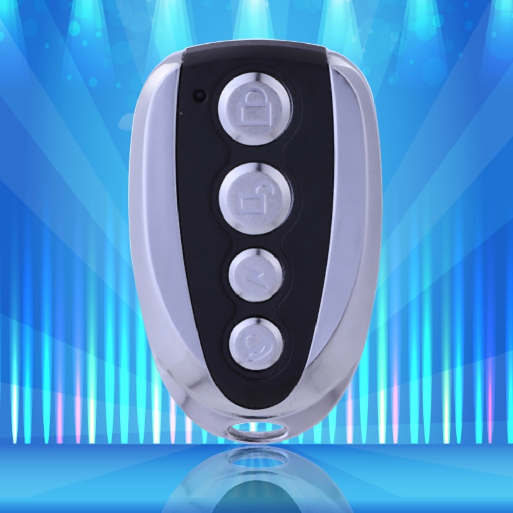 №EDAL 433 MHz Wireless Auto Remote Control Cloning Gerbang