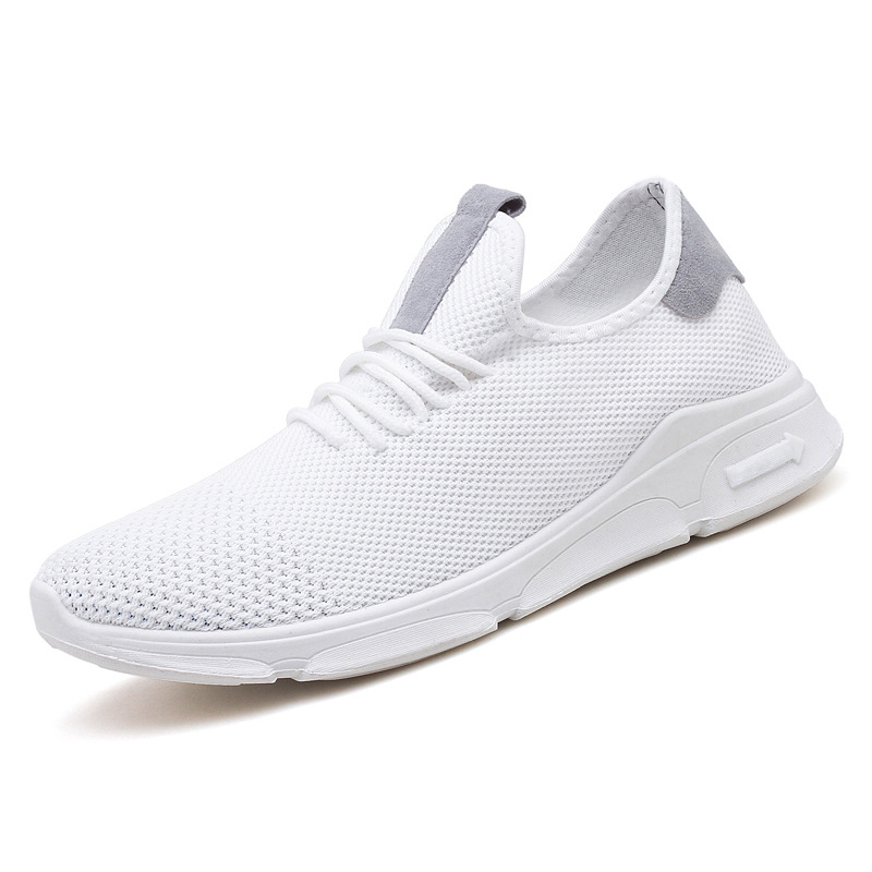 new Sneakers Breath Jogging for men sports running Shoes Fly Weave Mens Trainers Walking Sport Gym Shoes Men Zapatillas Hombre