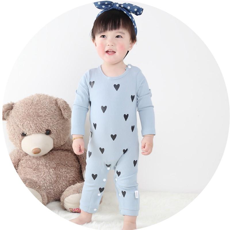 HTB1AqbtPVXXXXXiXFXXq6xXFXXXZ - 0-24 Months High Quality New Born Baby Girls Boy Romper Clothes Cute Heart Cotton Girls Long Sleeve Jumpsuit Pink Blue