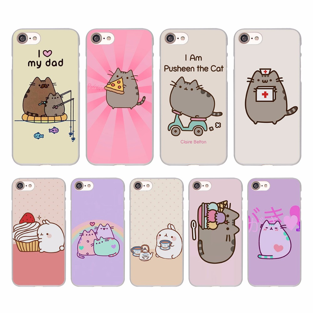 pusheen case iphone 7