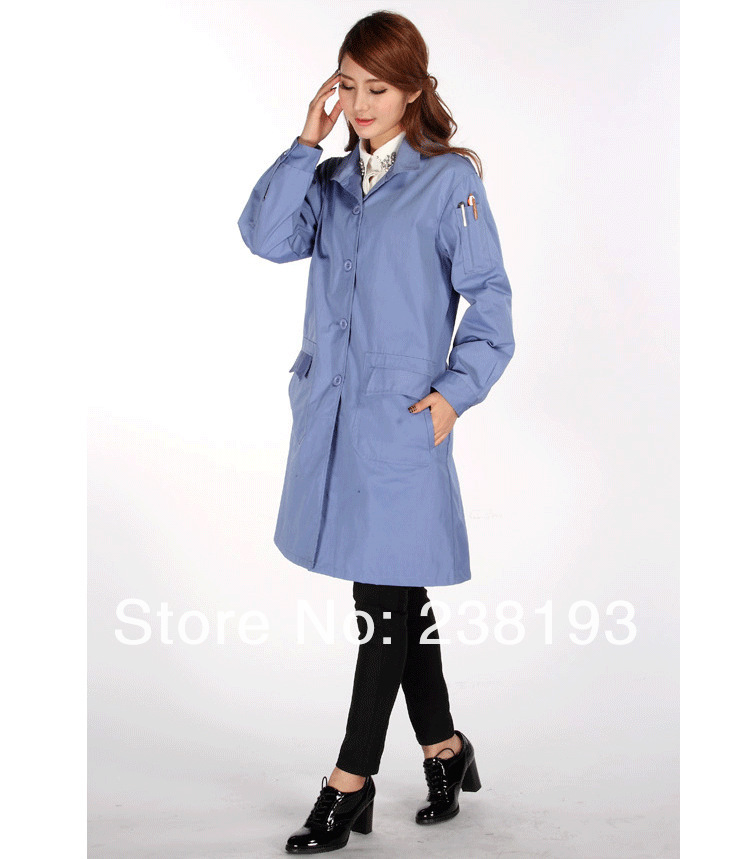 Nouveau manteau de protection contre les rayonnements électromagnétiques pour femmes, vêtements de travail, vêtements, ordinateur, machine, EMF, blindage