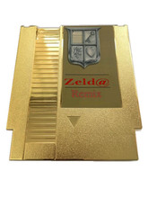 Zeld @ Remix Gold Edition 6 in 1 NTSC & PAL, English & Japanese Game Cartridge untuk NES, Free Dust Sleeve