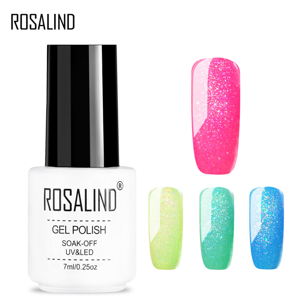 Gel Nail Polish Sale: 2018 Big Sale 7ml Glitter Gel Nail Polish Semi Permanant