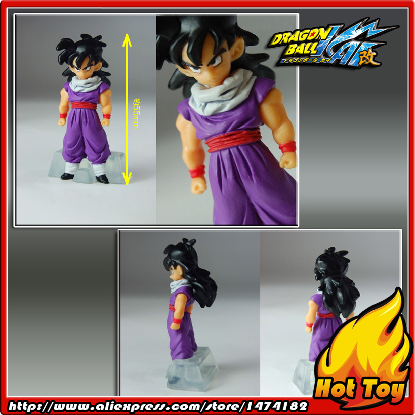 100 Original BANDAI Gashapon PVC Toy Figure HG Part 20A Gohan from Japan Anime Dragon Ball