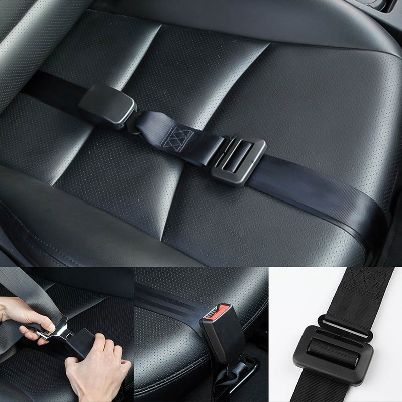 Image 4 - Pregnant Car Seat Belt Extender Buckle Clip Strap Adjustable Length Universal Pregnancy Safety Cover Women Protection-in Seat Belts & Padding from Automobiles & Motorcycles