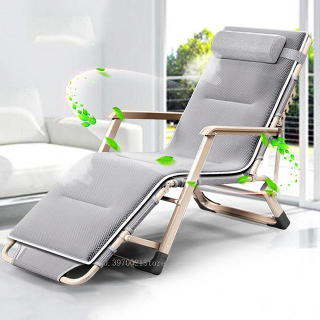 Adjustable Lounge Chair Recliner Outdoor Folding Lounge Chair Chaise