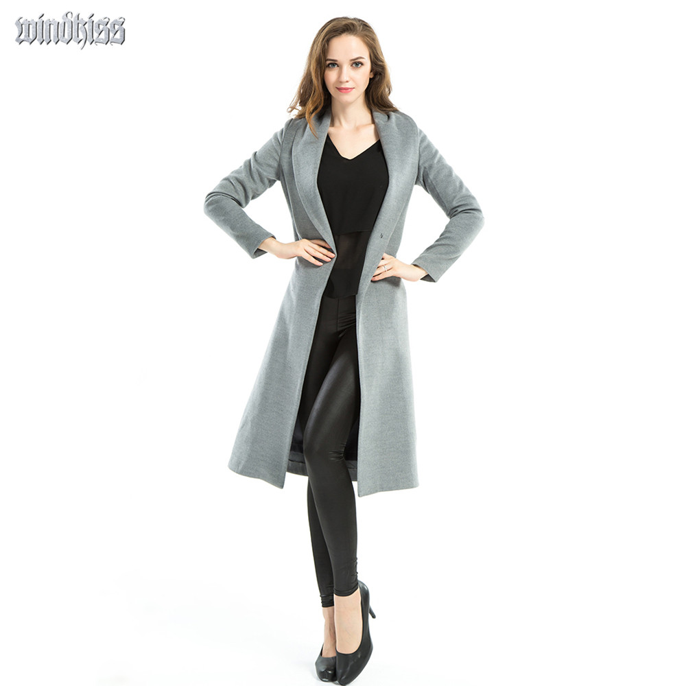 Compare Prices on Coat Wool Gray- Online Shopping/Buy Low Price ...