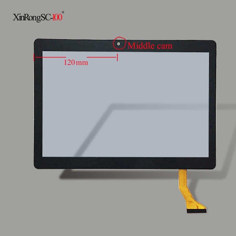 """Nueva pantalla táctil de 10,1 """"para BDF MTK 6580 MTK6580 Quad Core tableta pantalla táctil Panel digitalizador cristal Sensor reemplazo"""