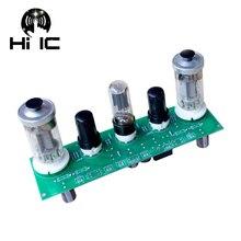 ขนาดเล็ก 300B FU50 Class A Single   Ended เอาต์พุตหลอดหลอดชุด Ultra EL34 Super Power Amplifier Board LM1875