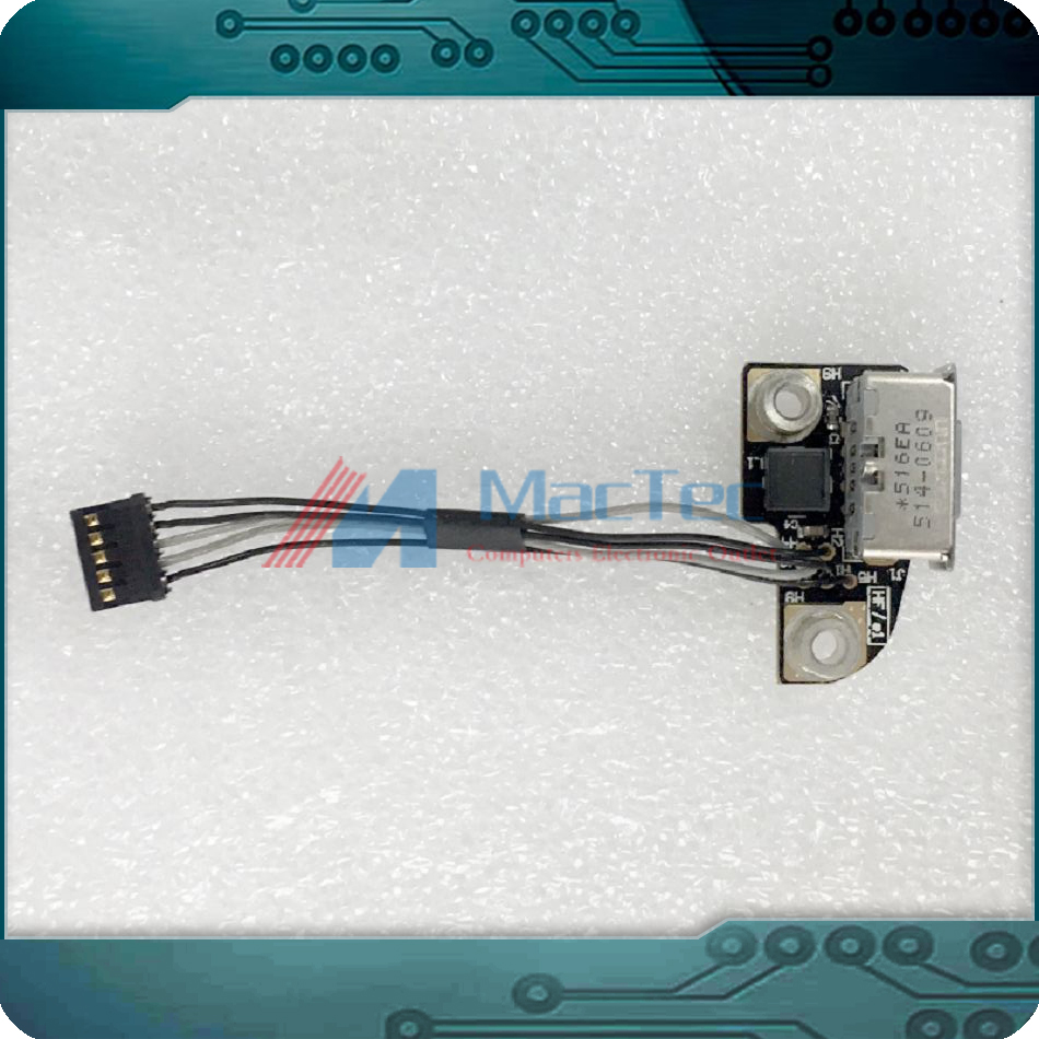 NEW Original 820-2361-A 820-2361-02 Magsafe DC-IN Jack Board Cable for Macbook Pro 13 a1278 15 A1286 17 A1297 2008 Year