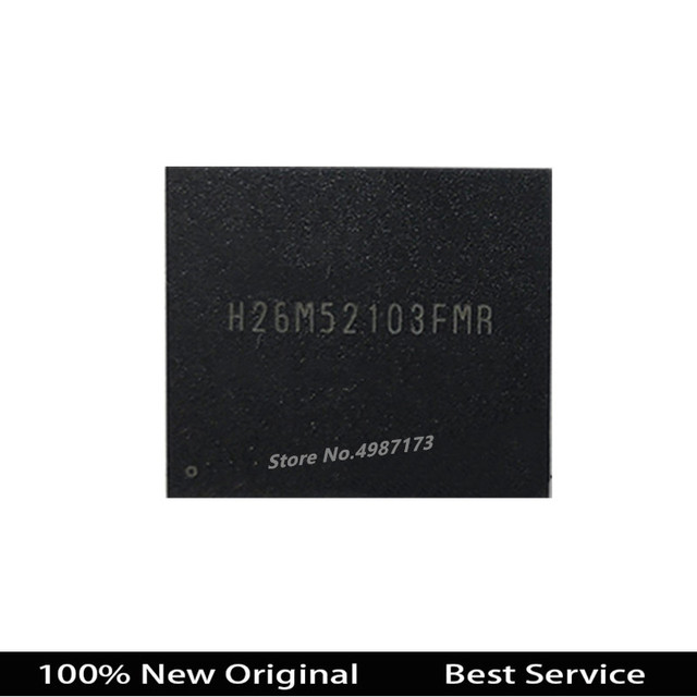 H26M52103FMR 100% Original H26M52103FMR In Stock Bigger Discount for the More Quantity