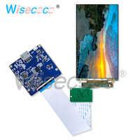 Pantalla ultra transparente de 5,5 pulgadas, resolución de pantalla 4K 2160*3840 MIPI LS055D1SX05 (G) con placa de control para múltiples dispositivos DIY