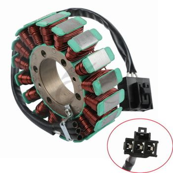 Motorcycle Brand New Stator Coil With 1-plug For Honda CB400 Generator Magneto