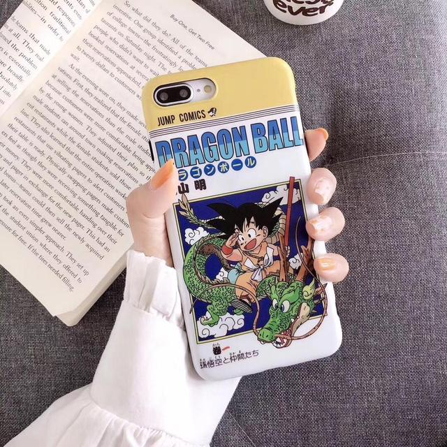 Dragon Ball Mobile Phone Case for iphone