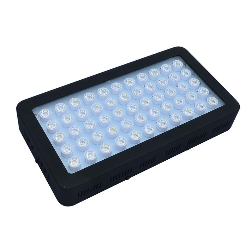 Dimmbare 110 watt vollspektrum led aquarium lampe für korallenriff ...