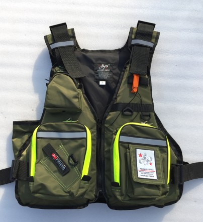 Best quality new arrival multifunction fishing clothes big for Best fishing vest