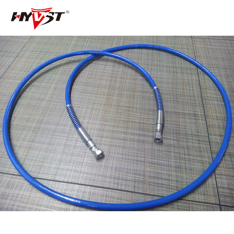 1 8M or 2M Whip Hose provides more flexibility and increased operator control at the gun not contain connectors parts