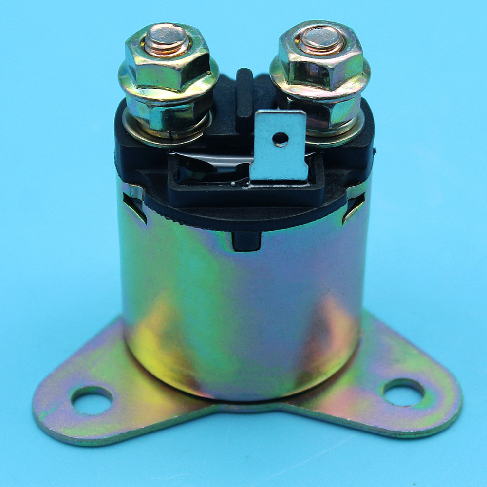 Starter Relay Solenoid For Honda GX240 GX270 GX340 GX390 8HP 9HP 11HP 13HP Engine Chinese 177F 182F 188F 190F