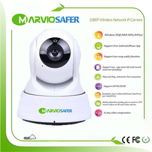 1080P 2MP 2 MegaPixel Full HD IR Night Vision wi-fi wifi IP Camera Wireless cameras, Pan & Tilt P&T home alarm CCTV System