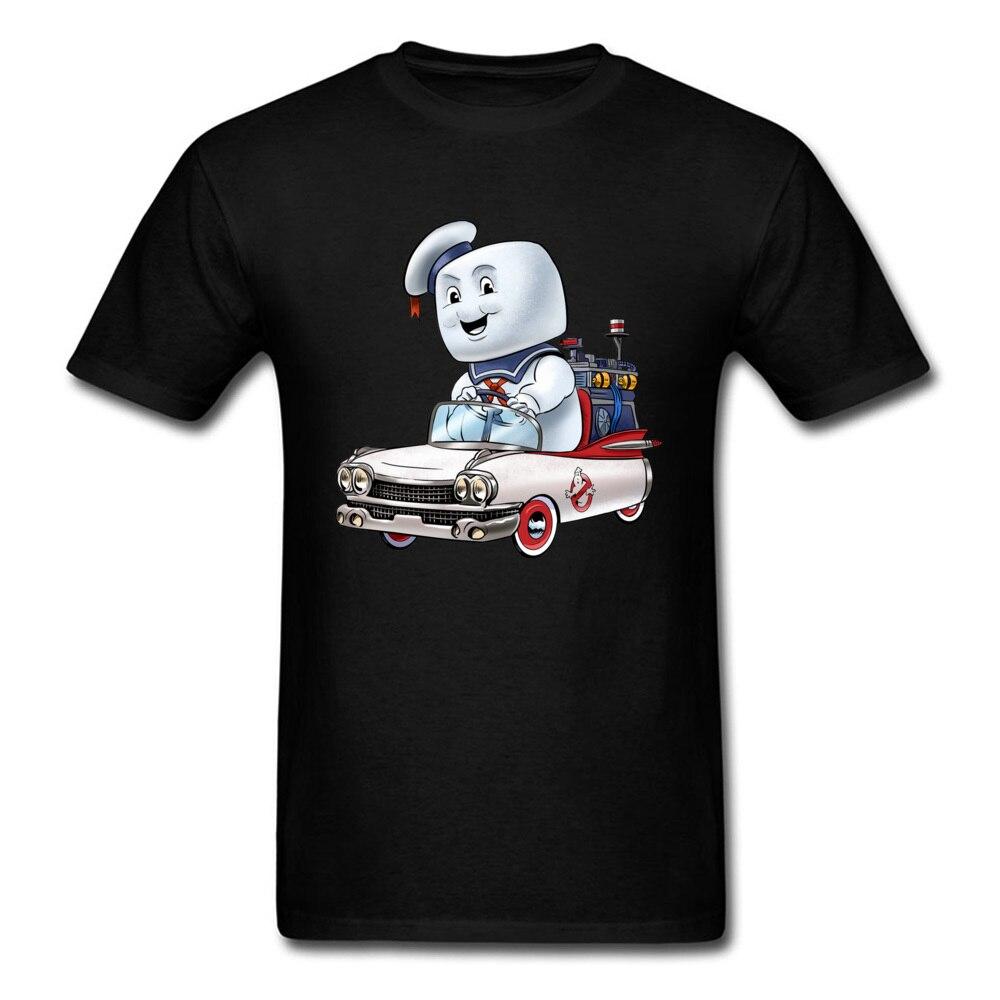Fantôme escouade Kart voitures hommes t-shirt été hauts à manches courtes surdimensionné blanc t-shirt étudiant col rond Normal t-shirt Homme