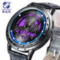 TOP Fashion Grande Mostrador do relógio Eletrônico dos homens Xingyunshi Designer Digital Relógio Masculino Relógio de Pulso Relogio masculino