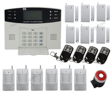 free shipping Wholesale - Wireless Home Alarm Security Inturder System Phone line AUTO-DIALER