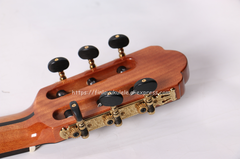 Finlay 39 ιντσών Χειροποίητη ισπανική - Μουσικά όργανα - Φωτογραφία 6