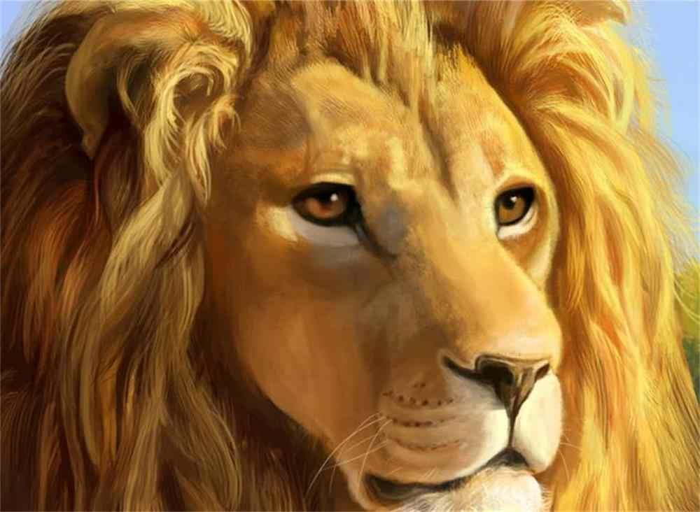 3D wallpaper custom photo wall paper Only beautiful prairie a lion king TV sofa Bedding KTV.jpg q50