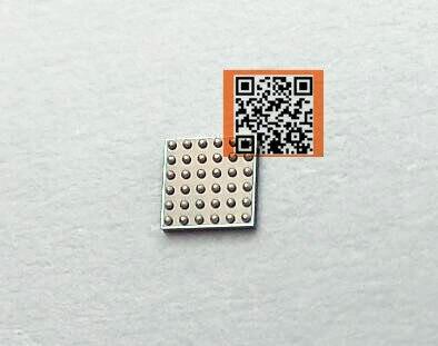 2 ~ 20 pièces 100% nouveau et original pour iphone 7 7plus chargeur usb ic BGA 36 broches 610A3B U2 ic de charge 1612A1 56pin pour iphone X 8 8 P