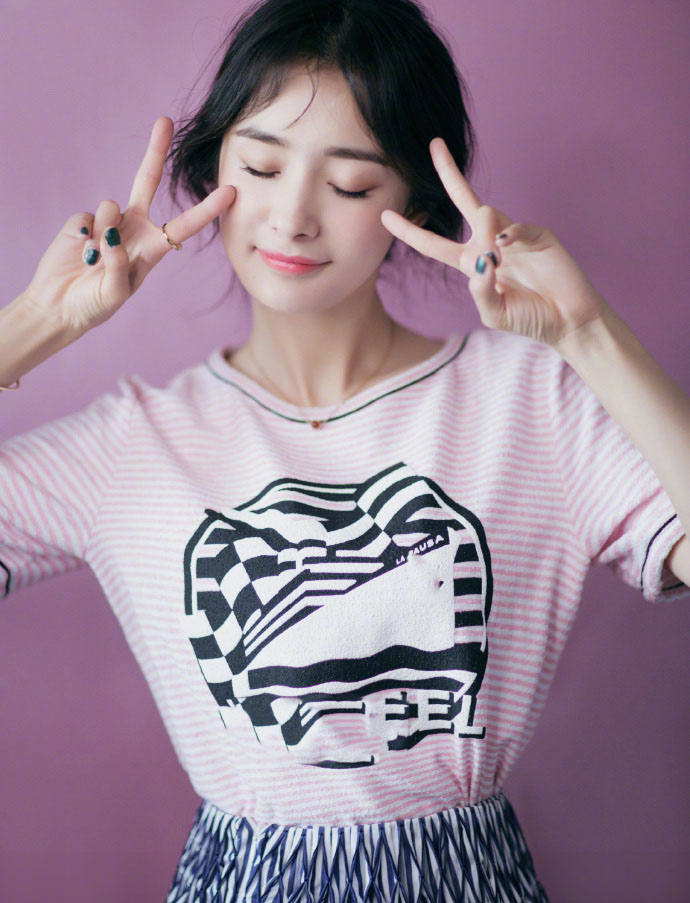 Luxury Brand Pink Striped Cotton Tshirt Round Neck Front Boat Ship Embossed Logo Print BOUTIQUE TOPS TEES FOR WOMAN 2019SS