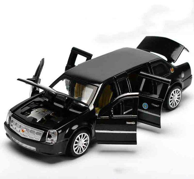 High Simulation Exquisite Model Toys ShengHui U.S. Presidential ...