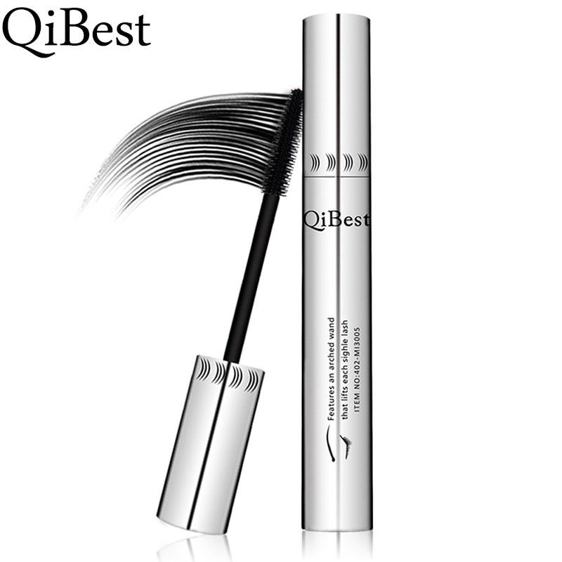 ef948bab8ae New Fashion Gold Style 4D Black Mascara Brand Makeup Super Volume Curling  Thick Eye Lash Waterproof Mascara Cosmetics