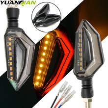Motorcycle modified Turn signals waterproof turn lights LED direction lamp decorative Signal lights Daytime lamp for honda 2 pcs motorcycle modified turn signals waterproof turn lights led direction lamp decorative signal lights daytime lamp free ship