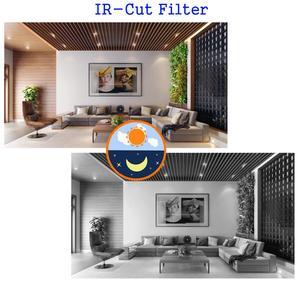Image 3 - GADINAN 1080P 2MP iCSee H.265X עמיד למים WiFi אלחוטי חיצוני IP אבטחת מעקב Bullet מצלמה עם IR ראיית לילה