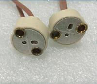 Bender & Wirth 989 Lampholder,BW 989 G4 GZ4 GX5.3 halogen lamp base,BW989 bulb socket