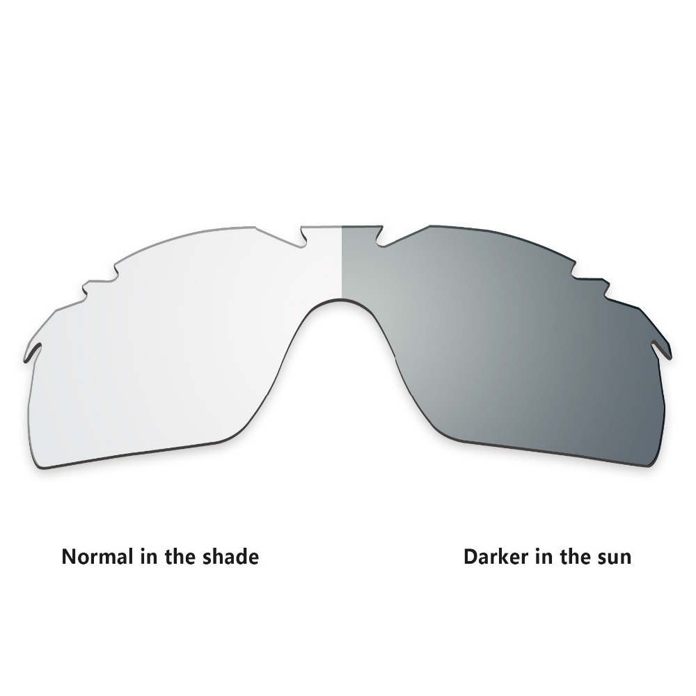 787ae954e1c ToughAsNails Replacement Lenses for Oakley Radarlock XL Vented Sunglasses  Photochromic Clear-in Accessories from Apparel Accessories on  Aliexpress.com ...