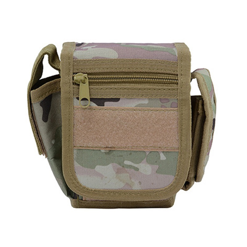 Outdoor Men Tactical Military Pouch Utility Belt Cellphone Waist Bag Fanny Pack
