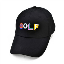 golf Professional hat cotton ball cap High Quality sports breathable hats with Mark