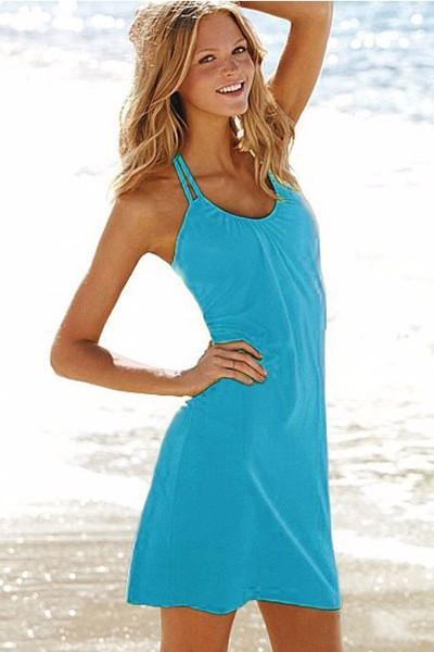 HTB1AqmVMpXXXXXaXpXXq6xXFXXXx - Swimwear Cover Up Women Beach Dress-Swimwear Cover Up Women Beach Dress