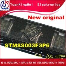 10PCS 100 teile/los Neue original STM8S003F3P6 TSSOP 20 8S003F3P6 TSSOP20 STM8S003 TSSOP