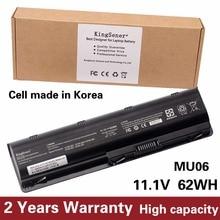 Korea Cell Original Quality Laptop Battery for HP CQ42 CQ32 CQ56 CQ62 CQ72 DM4 G62 MU06 MU09 HSTNN-Q60C HSTNN-DB0Y HSTNN-UB0Y
