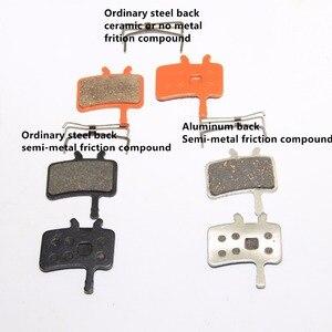 Велосипедные дисковые Тормозные колодки BB7 для Avid Hydraulic & Avid juicy 3/5/7 для SH813 прохождения TUV и AOV тест