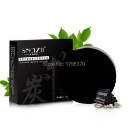 Натуральный мыло бамбук и уголь уход за кожей отбеливание кожи угрей Remover лечение акне масло управление мыло