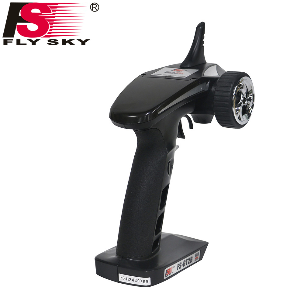 Flysky FS-GT2B FS GT2B 2.4G 3CH Gun RC Controller with FS-GR3C receiver, TX battery, USB cable, handle Upgraded FS-GT2 GT2 подвесная люстра omnilux om 344 oml 34403 08