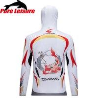 PureLeisure Fishing Clothing Men Anti UV Protection Mesh Jacket Fishing Clothing Waterproofs Fishing T Shirt S/M/L/XL/XXL/XXXL