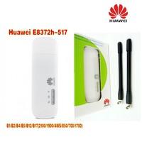 Лот из 2шт huawei E8372h 517 LTE WiFi палка плюс 2 шт антенна