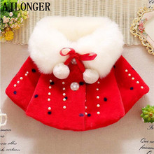 AJLONGER Baby Girls Winter Princess Coat Jackets Toddlers Children's Outerwear Baby Girl Thicken Warm Coat yb3184598585 2018 baby outerwear girls winter jackets girls jacket animal girl coat worm girl outerwear fashion