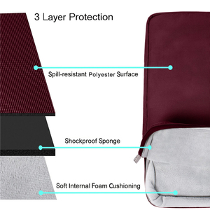 Image 3 - MOSISO Laptop Bag 13.3 14 15 15.6 Inch Waterproof Notebook Bag for Macbook Air Pro 13 15 Computer Shoulder Handbag Briefcase Bag