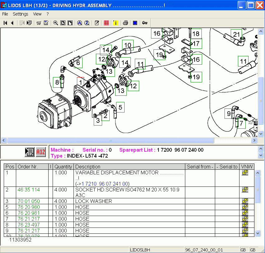 Liebherr Lidos Spare Parts and Repair Manuals 2013 liebherr wiring diagram wiring diagram rolexdaytona liebherr wiring diagram at bayanpartner.co